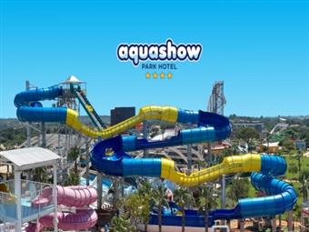 Parque Aquático AQUASHOW PARK: Entrada de ADULTO por 26.10€. Divertimento Garantido no ALGARVE com vários Espectáculos.