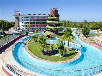 Parque Aquático AQUASHOW PARK: Entrada de CRIANÇA ou SÉNIOR por 18.90€. Divertimento Garantido no ALGARVE com vários Espectáculos.