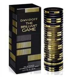 DAVIDOFF THE BRILLIANT GAME EAU DE TOILETTE 100ML VAPORIZADOR por 34,46€ PORTES INCLUÍDOS