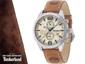 Relógio de Pulso TIMBERLAND 15256JS07 por 59€. O presente ideal para quem gosta da Natureza. PORTES INCLUÍDOS.