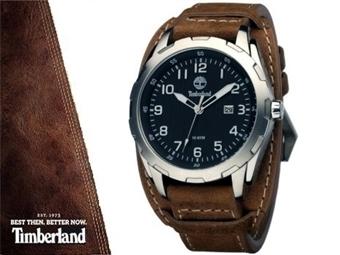 Relógio de Pulso TIMBERLAND 13330XS02U por 59€. O presente ideal para quem gosta da Natureza. PORTES INCLUÍDOS.