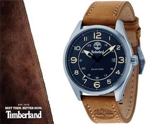 Relógio de Pulso TIMBERLAND 15254JS13B por 59€. O presente ideal para quem gosta da Natureza. PORTES INCLUÍDOS.