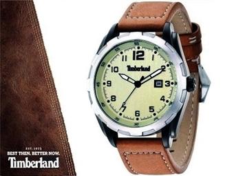 Relógio de Pulso TIMBERLAND 13330XSUS07A por 59€. O presente ideal para quem gosta da Natureza. PORTES INCLUÍDOS.