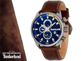 Relógio de Pulso TIMBERLAND 14816JLU03 por 59€. O presente ideal para quem gosta da Natureza. PORTES INCLUÍDOS.