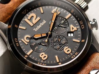 Relógios TIMBERLAND por 59€. Vários Modelos com Stock Limitado. O presente ideal para quem gosta da Natureza. PORTES INCLUÍDOS.