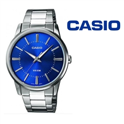 Relógio Casio® MTP-1303PD-2AVEF por 53.46€ PORTES INCLUÍDOS