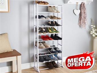 MEGA OFERTA: Sapateira que pode conter até 30 Pares de Sapatos desde 10€. A solução ideal para sua casa. PORTES INCLUIDOS.