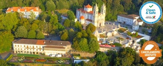 Hotel do Parque 4*: Estadia em Braga com Welcome Drink, em pleno Parque do Bom Jesus. Respire Fundo e Aproveite!