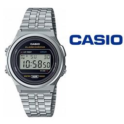 Relógio Casio® A171WE-1AEF por 52.01€ PORTES INCLUÍDOS