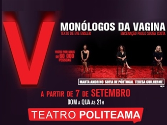 Teatro POLITEAMA: Espectáculo