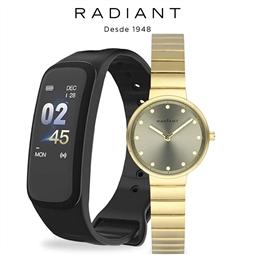 Pack Relógio Radiant® + Oferta Relogio Actividade RA521203T por 69.30€ PORTES INCLUÍDOS