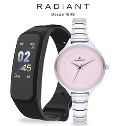 Pack Relógio Radiant® + Oferta Relogio Actividade RA511203T por 57.29€ PORTES INCLUÍDOS
