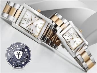 Relógio de Pulso Thermidor Class Edition com Estojo de Oferta por 32€. Design requintado para a personalidade Masculina e Feminina. PORTES INCLUÍDOS.