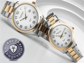 Relógio de Pulso Thermidor Perpetual Time com Estojo de Oferta por 59€. Design elegante para a personalidade Masculina e Feminina. PORTES INCLUÍDOS.