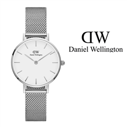 Daniel Wellington® Relógio Classic Petite 28 mm - DW00100220 por 82.50€ PORTES INCLUÍDOS