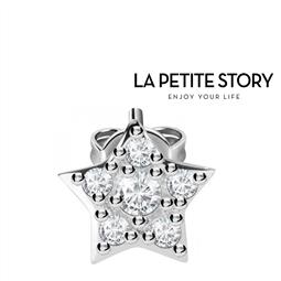 La Petit Story® Brinco Individual - LPS02ARQ03 - Com Caixa e Saco Oferta por 17.16€ PORTES INCLUÍDOS