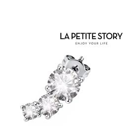 La Petit Story® Brinco Individual - LPS02ARQ129 - Com Caixa e Saco Oferta por 23.76€ PORTES INCLUÍDOS