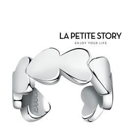 La Petit Story® Brinco Individual - LPS02ARQ165 - Com Caixa e Saco Oferta por 21.12€ PORTES INCLUÍDOS