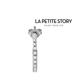 La Petit Story® Brinco Individual - LPS02ARQ25- Com Caixa e Saco Oferta por 21.12€ PORTES INCLUÍDOS