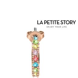 La Petit Story® Brinco Individual - LPS02ARQ26 - Com Caixa e Saco Oferta por 23.76€ PORTES INCLUÍDOS