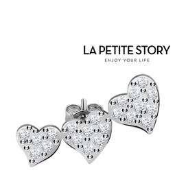 La Petit Story® Brinco Individual - LPS02ARQ29 - Com Caixa e Saco Oferta por 23.76€ PORTES INCLUÍDOS