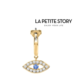 La Petit Story® Brinco Individual - LPS02ARQ34 - Com Caixa e Saco Oferta por 23.76€ PORTES INCLUÍDOS
