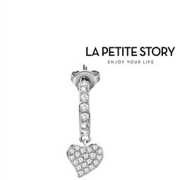 La Petit Story® Brinco Individual - LPS02ARQ38 - Com Caixa e Saco Oferta por 23.76€ PORTES INCLUÍDOS