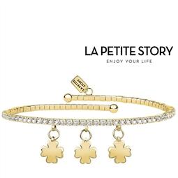 La Petit Story® Pulseira - LPS05AQC11 - Com Caixa e Saco Oferta por 29.70€ PORTES INCLUÍDOS