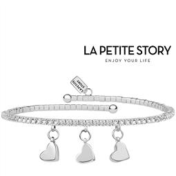La Petit Story® Pulseira - LPS05AQC13 - Com Caixa e Saco Oferta por 29.70€ PORTES INCLUÍDOS