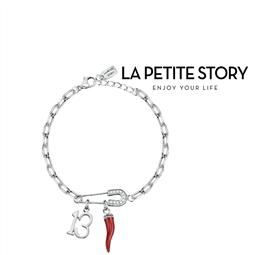 La Petit Story® Pulseira - LPS05ARR60 - Com Caixa e Saco Oferta por 42.90€ PORTES INCLUÍDOS