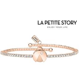 La Petit Story® Pulseira - LPS05ARR66  - Com Caixa e Saco Oferta por 29.70€ PORTES INCLUÍDOS