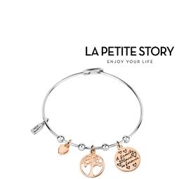 La Petit Story® Pulseira - LPS05ASF02 - Com Caixa e Saco Oferta por 42.90€ PORTES INCLUÍDOS