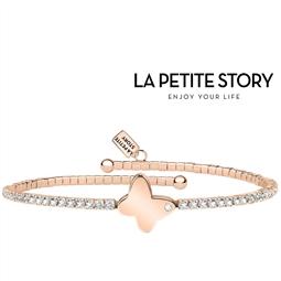 La Petit Story® Pulseira - LPS05ASE06 - Com Caixa e Saco Oferta por 29.70€ PORTES INCLUÍDOS