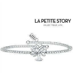 La Petit Story® Pulseira - LPS05ASF20 - Com Caixa e Saco Oferta por 29.70€ PORTES INCLUÍDOS
