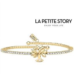 La Petit Story® Pulseira - LPS05ASF21 - Com Caixa e Saco Oferta por 29.70€ PORTES INCLUÍDOS