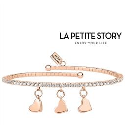La Petit Story® Pulseira - LPS05AQC15 - Com Caixa e Saco Oferta por 29.70€ PORTES INCLUÍDOS