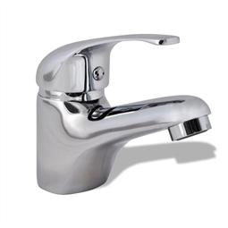 Torneira de lavatório monocomando cromado por 40.92€ PORTES INCLUÍDOS