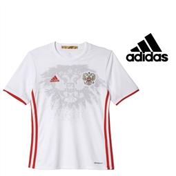 Adidas® Camisola Oficial Rússia Junior Tecnologia Climacool® - 9 | 10 Anos por 22.44€ PORTES INCLUÍDOS