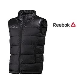 Reebok® Colete Padded Vest   | Tamanho XS por 46.86€ PORTES INCLUÍDOS