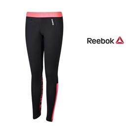 Reebok® Leggins Play Dry Fitness - Tamanho M por 30.89€ PORTES INCLUÍDOS