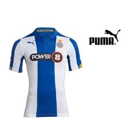 Puma® Camisola Oficial RCD Espanyol | Tecnologia DryCell - XXL por 40.13€ PORTES INCLUÍDOS
