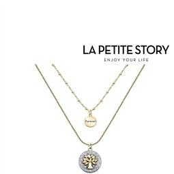La Petit Story® Colar - LPS10ASF03 - Com Caixa e Saco Oferta por 46.86€ PORTES INCLUÍDOS