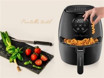 FRITADEIRA DE AR QUENTE com 10 Programas e 13000W de Potência por 75€. Cozinhe de forma mais prática e cómoda. PORTES INCLUÍDOS!