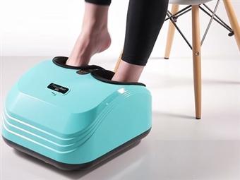 Massajador PRESSOfeet Plus de Pés Multidirecional 360º com Comando por 83€. VER VIDEO. PORTES INCLUÍDOS.
