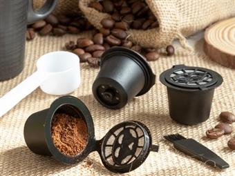 3 Cápsulas de Café Reutilizáveis para Máquinas de Café Nespresso mais Acessórios desde 12€. VER VIDEO. PORTES INCLUÍDOS.