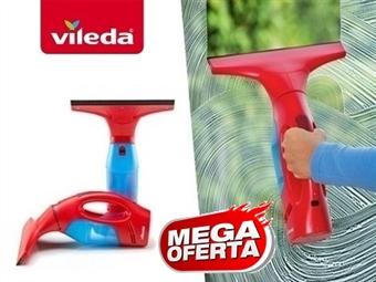MEGA OFERTA: WindoMatic - Aspirador para Vidros da VILEDA. Vidros limpos sem marcas, pingos ou esforço por 42€. PORTES INCLUIDOS.