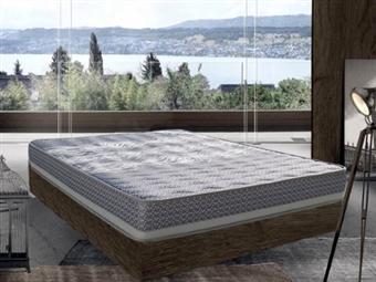 Colchão Viscoelástico ViscoLiving 3D de Casal ou Solteiro desde 119€. Elimina pressão em 7 zonas de descanso. PORTES INCLUIDOS.