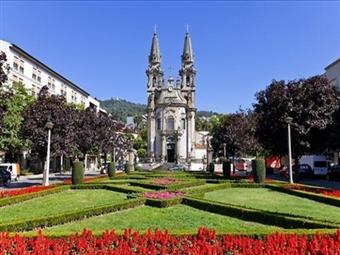 Flag Hotel Guimarães Fafe: 1 Noite com Pequeno-almoço, e Porto de Boas Vindas desde 18€. Fafe espera por Si!