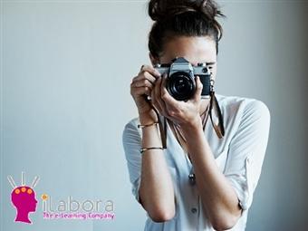 Curso Online de FOTOGRAFIA DIGITAL com Certificado por 21.50€ no iLabora. Aprenda a Captar as Melhores Imagens!