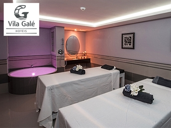 Massagem Redutora com Tratamento à Escolha e Circuito das Águas no Vila Galé Palácio dos Arcos ou Évora por 35€.